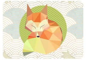 Zen Fox by azrael59