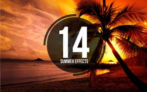 Summer Effects by snkdesigns