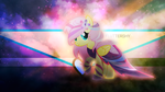 Fluttershy at the Gala by Game-BeatX14