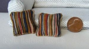 Dollhouse Throw Pillow Set by Kyle-Lefort