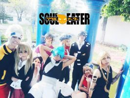 Soul Eater group. by marianaalv