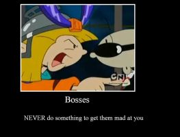 KND Bosses Motivator by CASSIE998