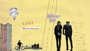 LOST. . . by YellowSound