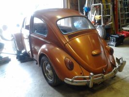 My 1965 VW beetle 4 by BackMasker