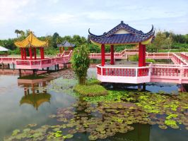 Tasik Melati park 6 by plainordinary1