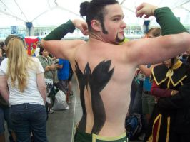 SDCC 2009, Avatar Meetup 14. by Waterbender899