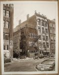 Ink Drawing of the Buildings by Antiquity-Varmint