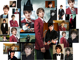 Brad Kavanagh Collage by super-maya