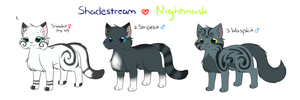 Hypo-kits Shadestream X Nightmask by CuteFlare