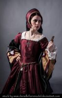 Tudor stock 2 by DanielleFioreModel