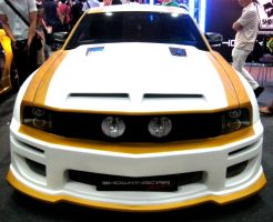 Icon of Muscle Cars by toyonda