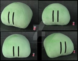 Big Mint Green Dango - Clannad by A-chan--Creations