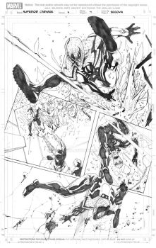 Superior Carnage page 4 issue 4 by sjsegovia