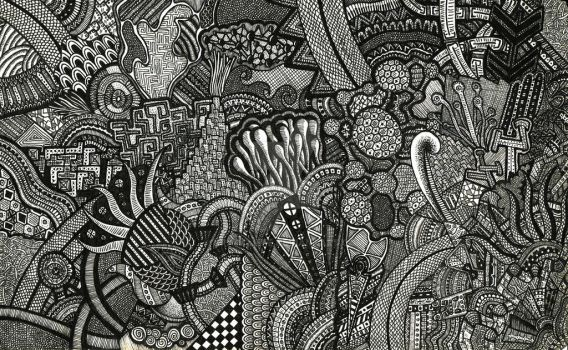 Zendoodle by Kradcliffe