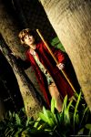 The Hobbit: Bilbo by JoLuffiroSauce