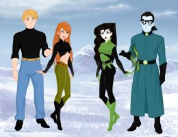 Kim Possible by M-Mannering