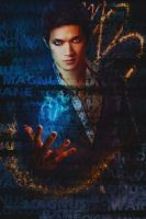 Magnus Bane Wallpaper (1) by shadowhunterwitch