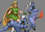 Commission: DnD: Chronicles of Mystara by S-C-Y-K-E