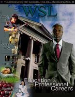 WSL Magazine design 1 by pinktaco713