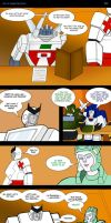 Dungeons and Dragons by Comics-in-Disguise