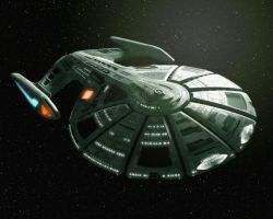 Another USS Phoenix starship by MarkKingsnorth
