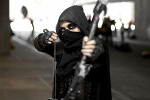 Thief Cosplay NYCC 3 by MilkToothCuts