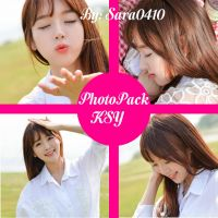 PHOTOPACK Kim Shin Yeong #7 by Sara0410