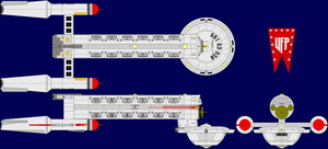 USS Kennedy Multi-View by captshade