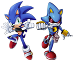 IO - Sonic and Metal by TheEnigmaMachine
