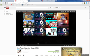 youtube stahp youtube go home you're drunk by Frozen-x-Rain