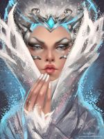 Snow Queen by AyyaSAP