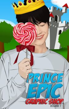 Prince Epic Graphic Shop ft. BTS Suga by NicoletteLovesYou
