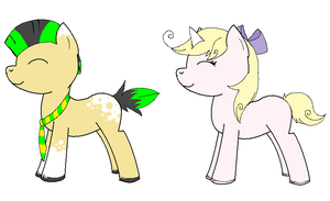 MLP Adoptables 3: OPEN LOWER PRICES by PrussianAdoptables