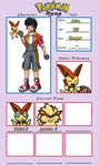 Pokemon Trainer - John by Rose-anime
