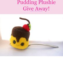 Pudding Plushie Give Away by Love-Who
