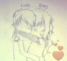 Zouis~Love~ by rainbowdashbrittany1