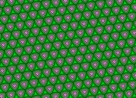 Green tiling 4 by Patterns-stock