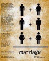 Marriage equals by mhoneter