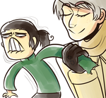 Rochu Hand Holding Confirmed 2k15 by PabloPotato