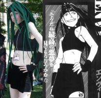 Envy Cosplay With Envy by Green-Eyed-Lady