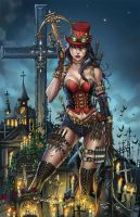 Grimm's Unleashed Van Helsing by jamietyndall