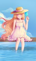 summer by Miho-tyan