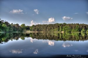 Lackie lake by photogosiek