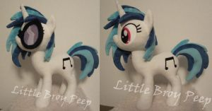 mlp Vinyl Scratch DjPon3 Sold! by Little-Broy-Peep
