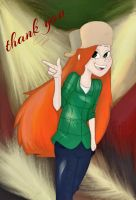 Wendy Corduroy-Thank you by MohammedAlSheihk444
