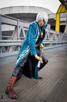 Vergil by NekoHibaPC