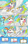Two Rainbow Manes - page 3 by kittyhawk-contrail
