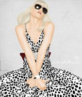 Gwen Stefani. by Chrissi-Rockz