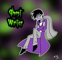 DP The Ghost Writer by The-Clockwork-Crow