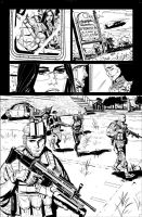 GI JOE season 2 issue 6 page 9 by WilliamRosado
